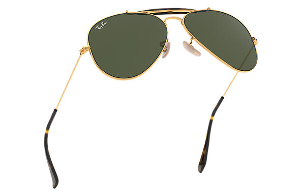 Ray-Ban Outdoorsman II RB 3029 Sunglasses Replacement Pair Of Side Screws