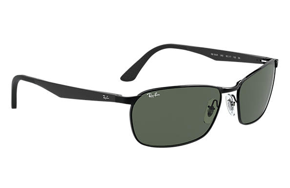 Ray-Ban RB 3534 Sunglasses Replacement Pair Of Non Polarising Lenses