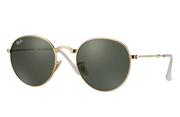 Ray-Ban Round Metal Folding RB 3532 Sunglasses Replacement Pair Of End Tips