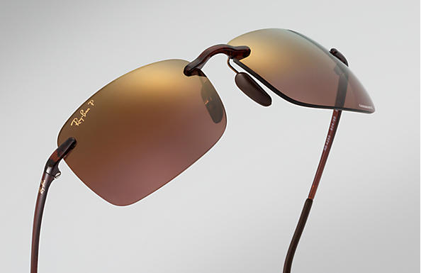 Ray-Ban RB 4255 Sunglasses Replacement Pair Of End Tips