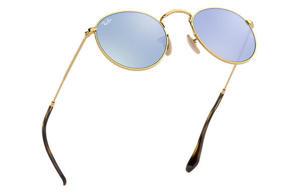 Ray-Ban Round Metal RB 3447N Sunglasses Replacement Pair Of Polarising Lenses