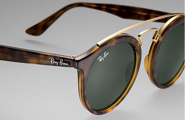 Ray-Ban New Gatsby I RB 4256 Sunglasses Replacement Pair Of End Tips