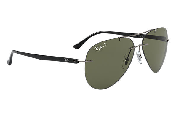 Ray-Ban RB 8058 Sunglasses Replacement Pair Of Non Polarising Lenses