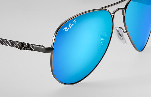 Ray-Ban RB 8317CH Sunglasses Replacement Pair Of Side Screws
