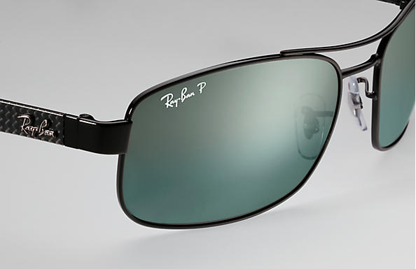 Ray-Ban RB 8318CH Sunglasses Replacement Pair Of End Tips