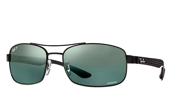 Ray-Ban RB 8318CH Sunglasses Replacement Pair Of Non Polarising Lenses