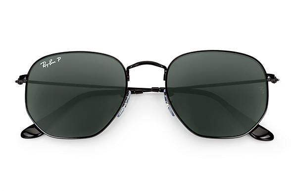 Ray-Ban Hexagonal RB 3548N Sunglasses Brand New In Box