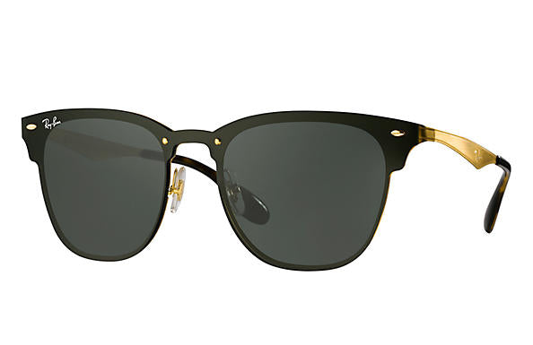 Ray-Ban Blaze Clubmaster RB 3576N Sunglasses Replacement Pair Of Polarising Lenses