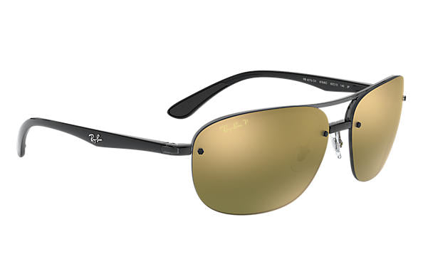 Ray-Ban RB 4275CH Sunglasses Replacement Pair Of Sides