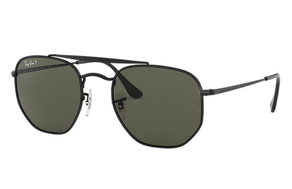 Ray-Ban The Marshal RB 3648 Sunglasses Replacement Pair Of Sides