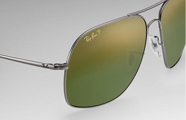 Ray-Ban RB 3587CH Sunglasses Replacement Pair Of Non Polarising Lenses