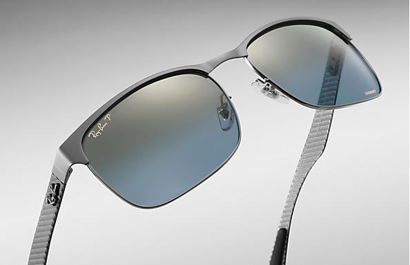 Ray-Ban RB 8319CH Sunglasses Replacement Pair Of Non Polarising Lenses