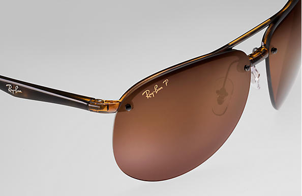 Ray-Ban RB 4293CH Sunglasses Replacement Pair Of Non Polarising Lenses