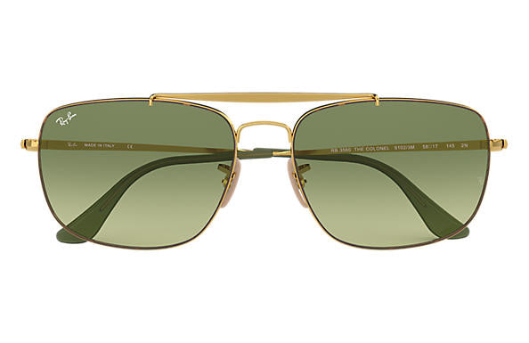 Ray-Ban The Colonel RB 3560 Sunglasses Brand New In Box