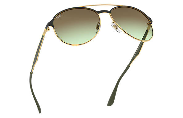 Ray-Ban RB 3606 Sunglasses Replacement Pair Of Non Polarising Lenses