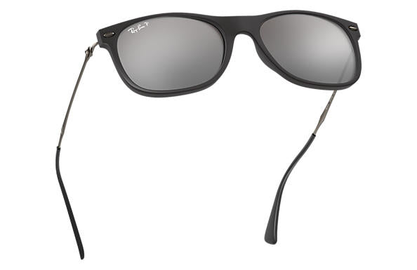 Ray-Ban RB 4318 Sunglasses Replacement Pair Of Sides