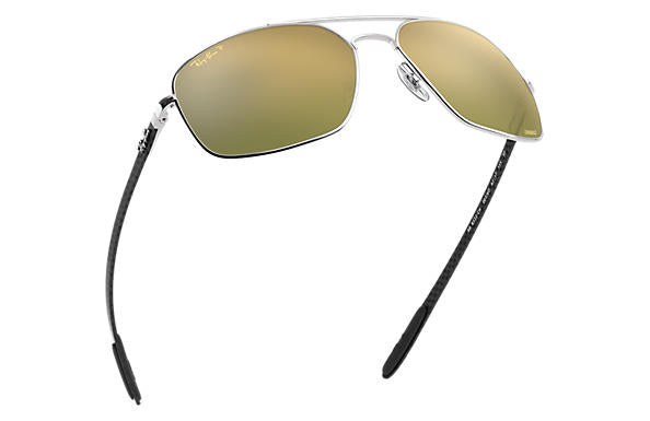 Ray-Ban RB 8322CH Sunglasses Replacement Pair Of Polarising Lenses
