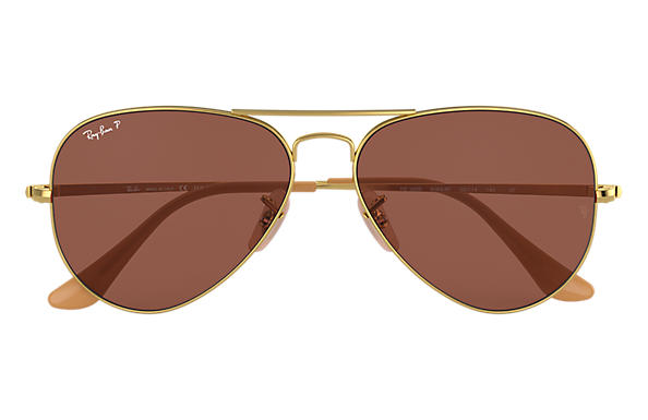 Ray-Ban Aviator Metal II RB 3689 Sunglasses Brand New In Box