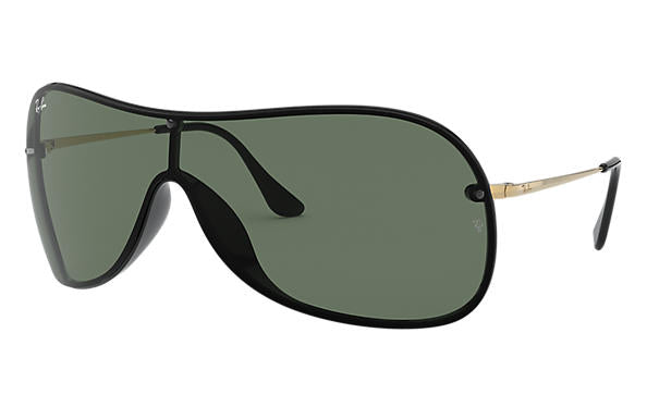 Ray-Ban RB 4411 Sunglasses Replacement Pair Of Sides