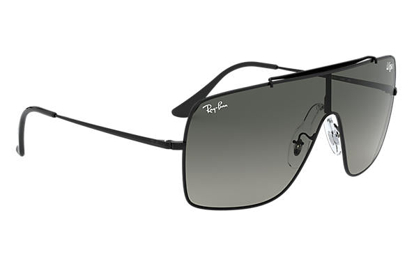 Ray-Ban Wings II RB 3697 Sunglasses Replacement Pair Of Sides