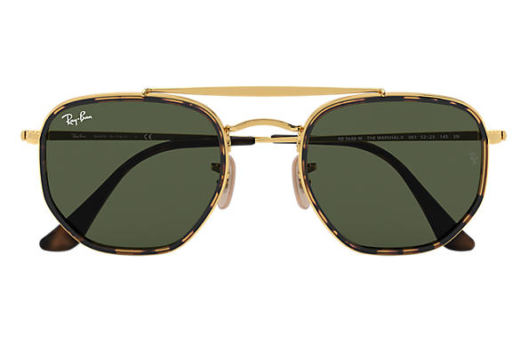 Ray-Ban The Marshal II RB 3648M Sunglasses Brand New In Box