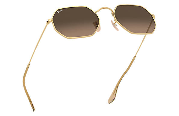 Ray-Ban Octagonal RB 3556N Sunglasses Replacement Pair Of End Tips