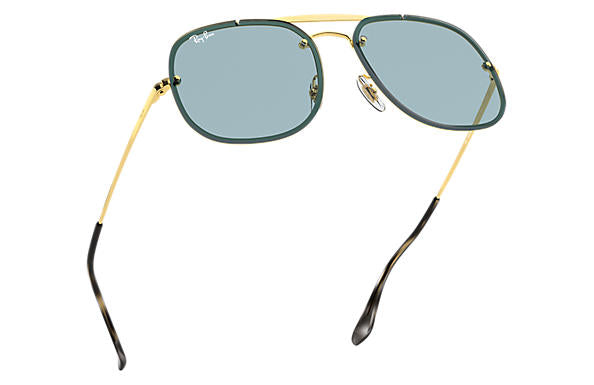 Ray-Ban Blaze The General RB 3583N Sunglasses Replacement Pair Of Polarising Lenses