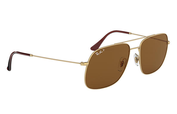 Ray-Ban Andrea RB 3595 Sunglasses Replacement Pair Of Polarising Lenses