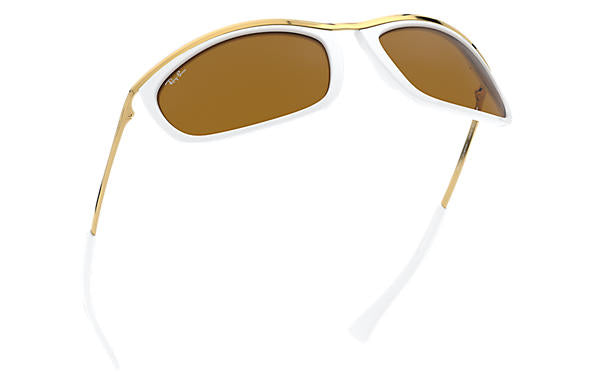 Ray-Ban Olympian I RB 2319 Sunglasses Replacement Pair Of End Tips