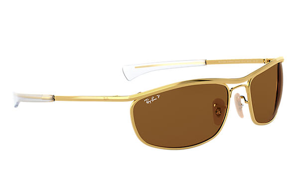 Ray-Ban Olympian I Deluxe RB 3119M Sunglasses Replacement Pair Of Polarising Lenses