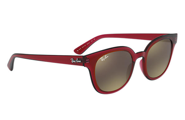 Ray-Ban RB 4324 Sunglasses Replacement Pair Of Polarising Lenses