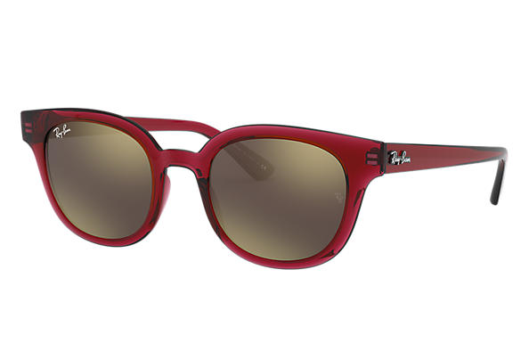 Ray-Ban RB 4324 Sunglasses Replacement Pair Of Sides
