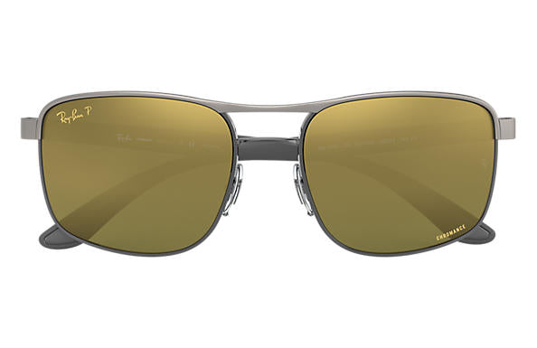 Ray-Ban RB 3660CH Sunglasses Brand New In Box