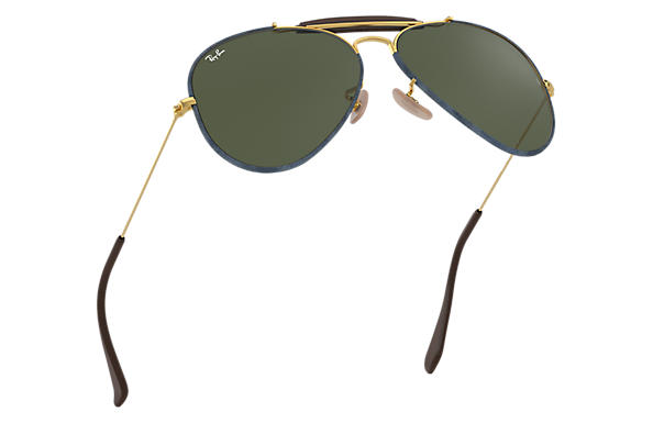 Ray-Ban Aviator Craft RB 3422Q Sunglasses Replacement Pair Of End Tips