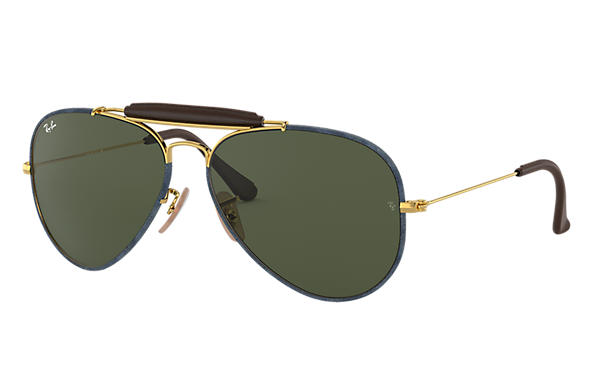Ray-Ban Aviator Craft RB 3422Q Sunglasses Replacement Pair Of Sides