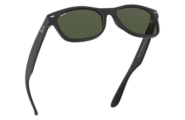 Ray-Ban New Wayfarer RB 2132 Sunglasses Replacement Pair Of Non Polarising Lenses S52