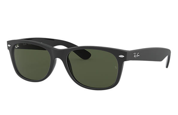 Ray-Ban New Wayfarer RB 2132 Sunglasses Replacement Pair Of Polarising Lenses S58