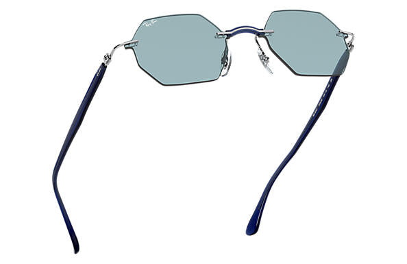 Ray-Ban RB 8061 Sunglasses Replacement Pair Of Non Polarising Lenses