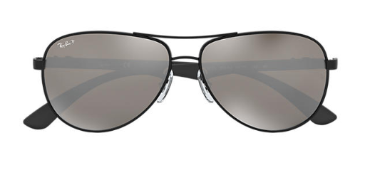 Ray-Ban RB 8313 Carbon Aviator Replacement Polarising lenses