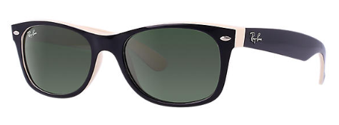 Ray-Ban New Wayfarer RB 2132 Sunglasses Brand New In Box