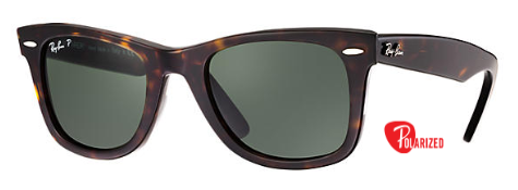 Ray-Ban Original Wayfarer Classic RB 2140 Sunglasses Brand New In Box