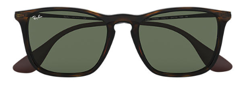 Ray-Ban RB 4187 Chris Replacement Pair of End Tips