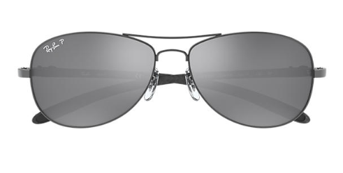 Ray-Ban Tech Carbon Aviator RB 8301 Replacement Polarising Lenses