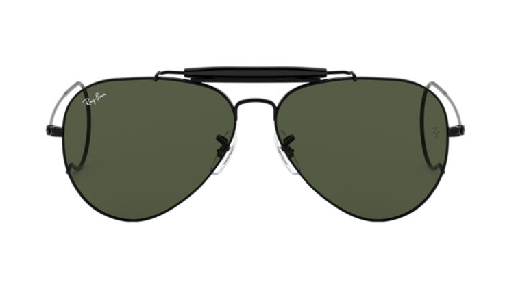 Ray-Ban Aviator Classic Outdoorsman RB 3030 Replacement Pair Of Nose Pads