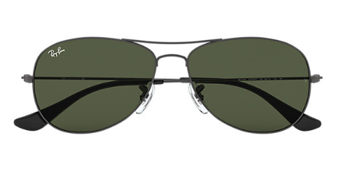 Ray-Ban RB 3362 Cockpit Replacement Pair Of Polarising lenses