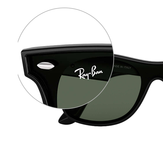 RayBan Replacement Decoration Trim