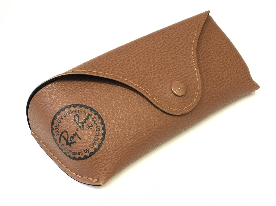 Ray-Ban official replacement push button cases
