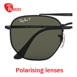 Ray-Ban Marshal RB 3648 Replacement Pair Of Polarising lenses