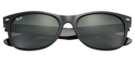 Ray-Ban New Wayfarer 2132 Replacement Pair Of Sides