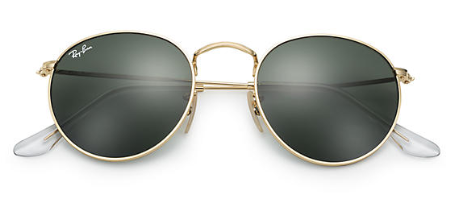 Ray-Ban Round Metal 3447 Replacement Pair Of Sides
